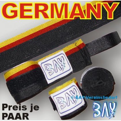 Germany Boxbandagen 2,5 m