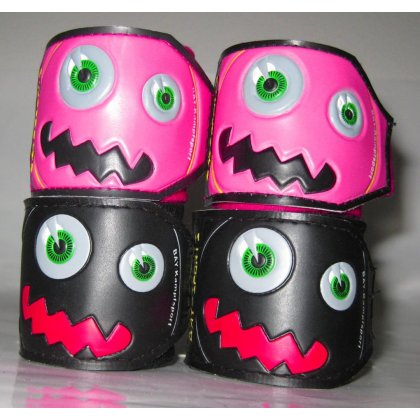 Monster Face Kinder Boxbandagen 2,5 m