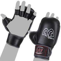 Cage Fighter MMA Handschuhe L