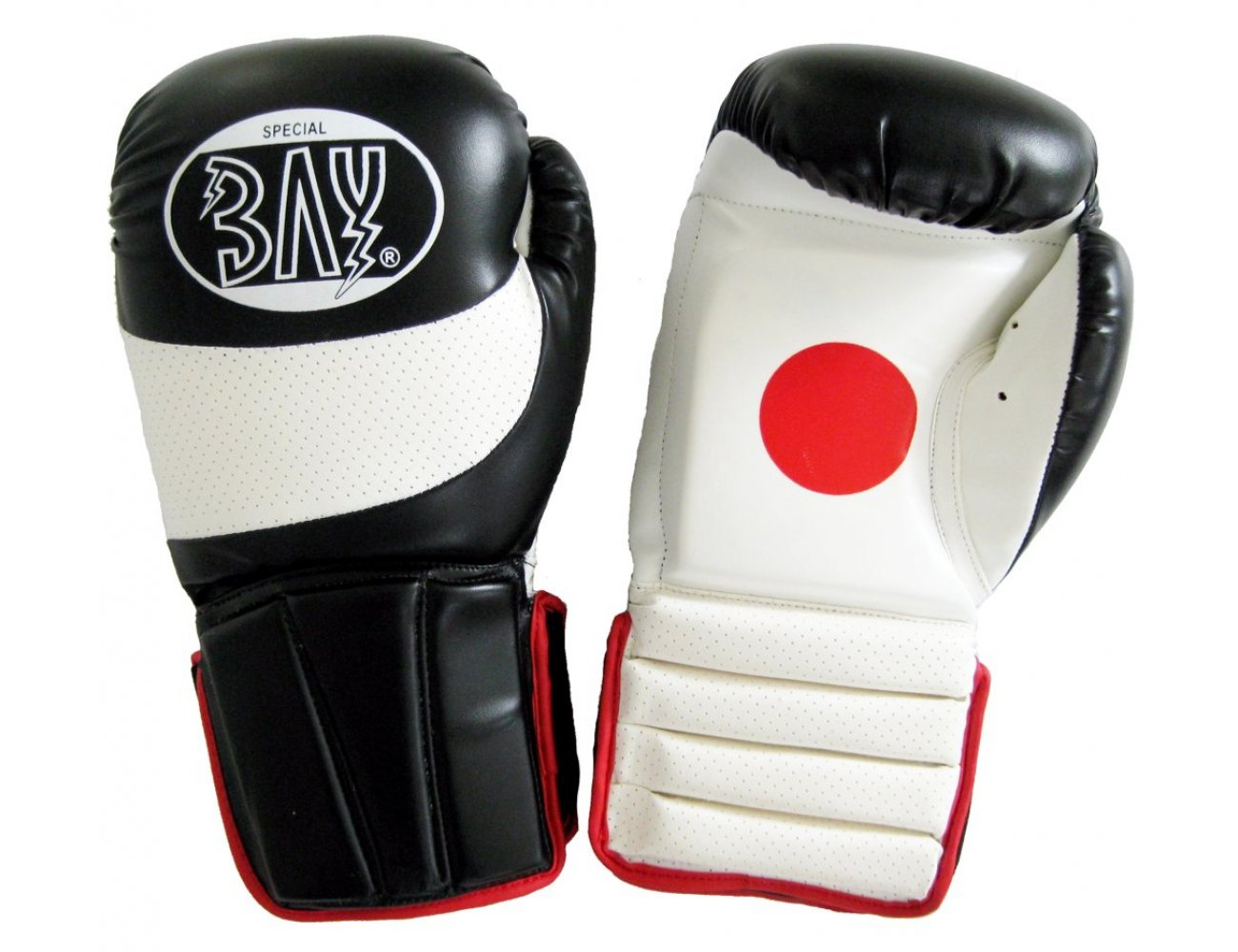 Boxhandschuhe f/ür Thaiboxen,Handpratzen Kampfsport Boxen Pads,Trainingshandschuhe Wuudi Trainerpratzen 1 Paar Kickboxen Boxen Boxhandschuhe Schwarz und wei/ß Boxen